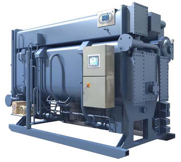 Chillers: thermally activated cooling technologies