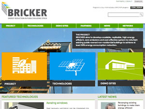 BRICKER project launches new website