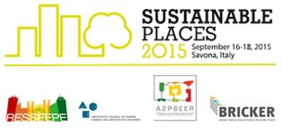 BRICKER contributes to Sustainable Places 2015