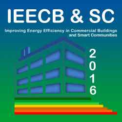 IEECB&SC'16 – Improving Energy Efficiency in Commercial Buildings and Smart Communities