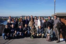 The BRICKER consortium convenes in Liège in late September for its 3rd project meeting and general assembly.